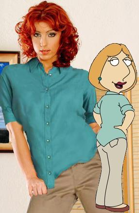 Thundercats Family  on Lois Griffin  Family Guy