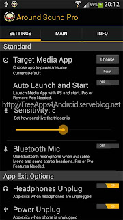 Around Sound Pro Free Apps 4 Android