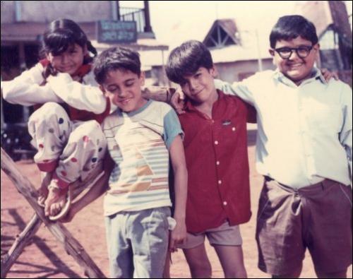 Entertainment World: Imran Khan Actor Childhood