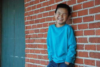 Daniel (10) - adopted at 2 1/2 yrs.