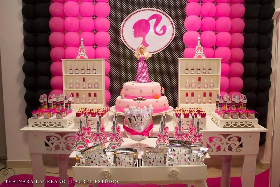 decoração provençal barbie moda e magia