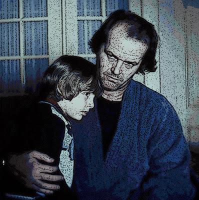 Jack e Danny Torrance