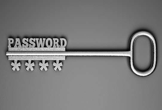 membuat password pada komputer