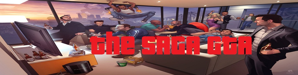 THE SAGA GTA