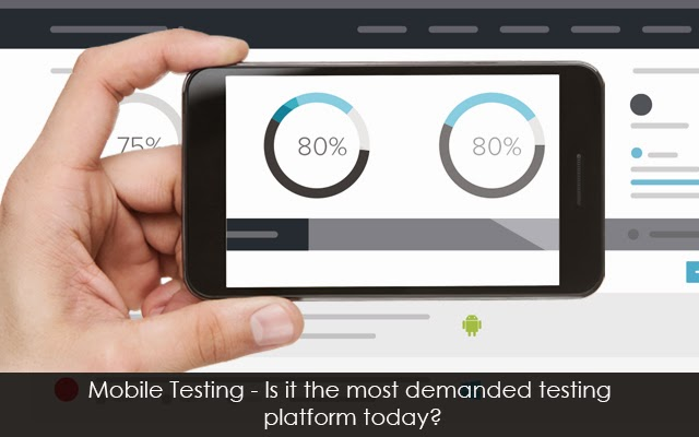 Mobile testing service