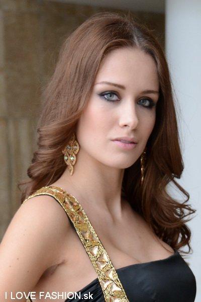 Miriam Matúšová (Miss Supranational 2011)
