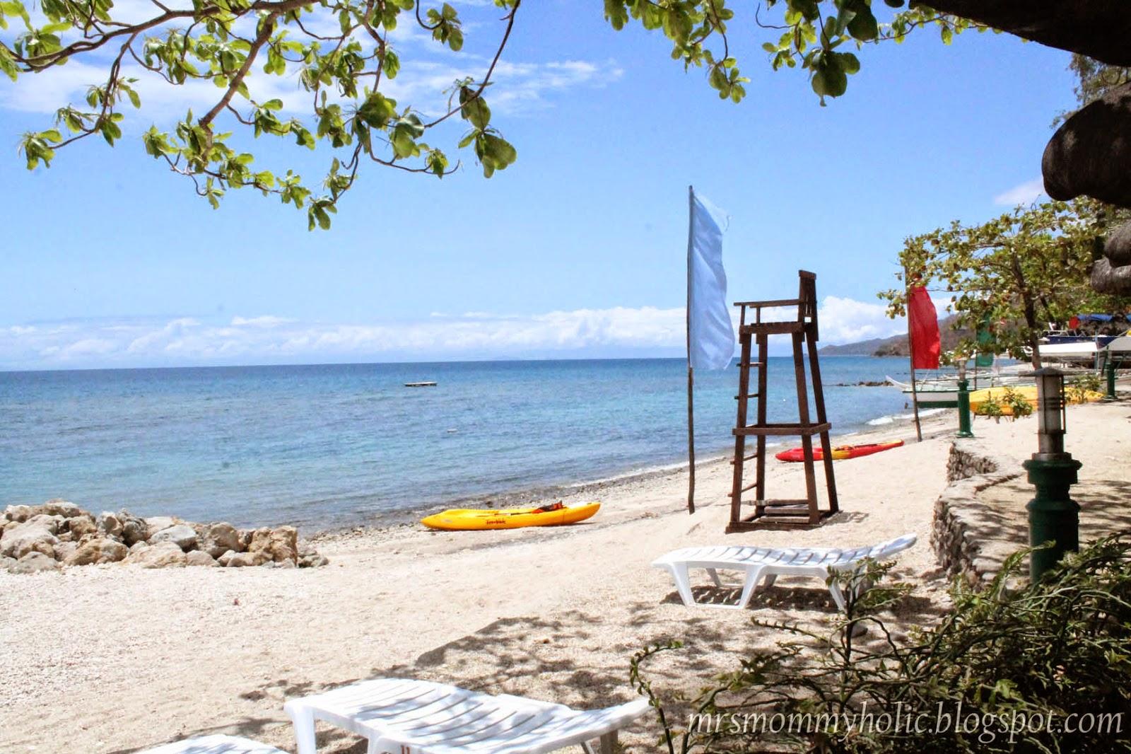 batangas beach resort