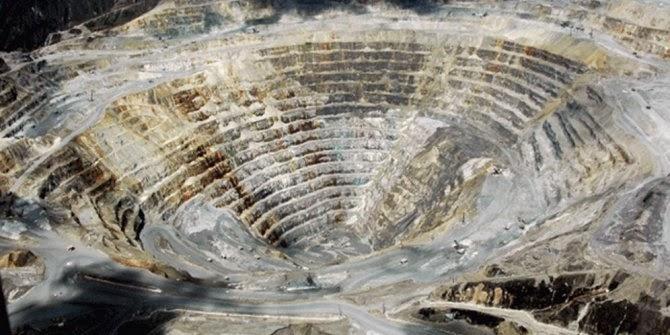 Memiliki Tambang Emas Terbesar di Dunia