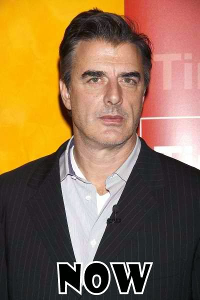Chris Noth looks more refreshed now than before. The reasons for his