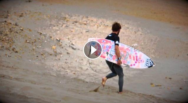 Surf en Pacasmayo por Kepa Acero