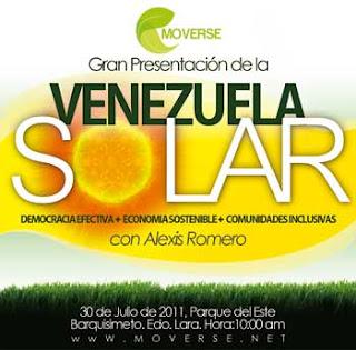venezuela solar