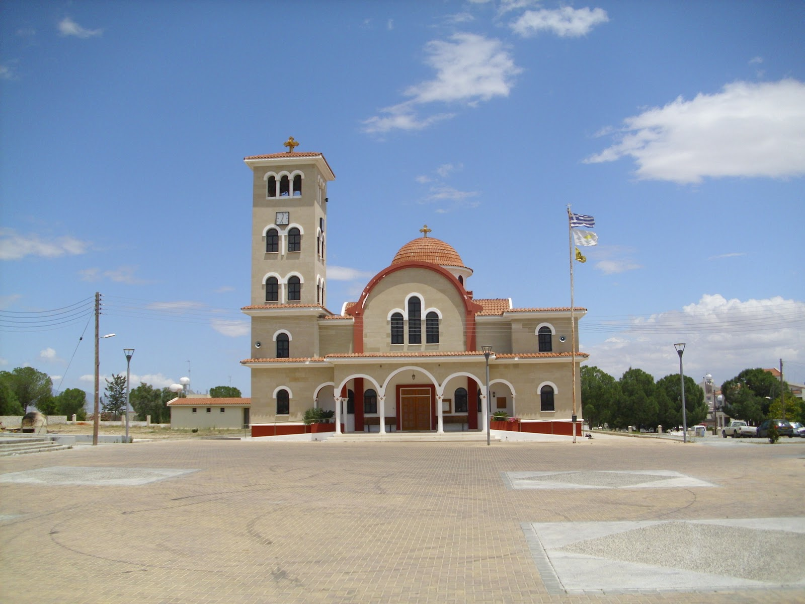 Εκκλησία αγίου χαραλάμπους γερίου