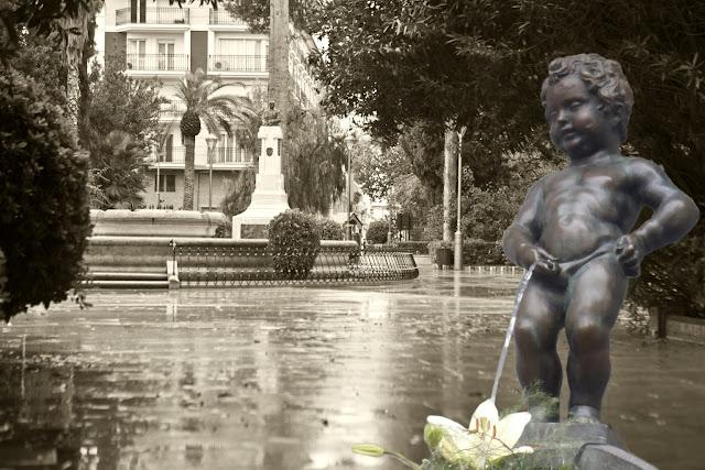 Jardín Rey D. Pedro Jumilla