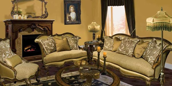 Concevoir votre salon dans le style victorien d coration salon d cor de salon Victorian living room decorating ideas with pics