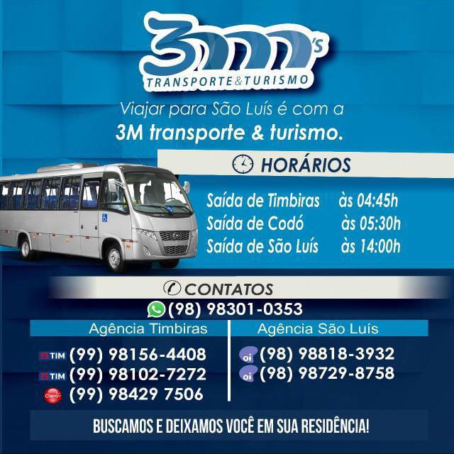 3M´S TRANSPORTE & TURISMO