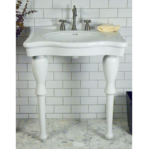 MarchlelaVintage: My sink console find!!!