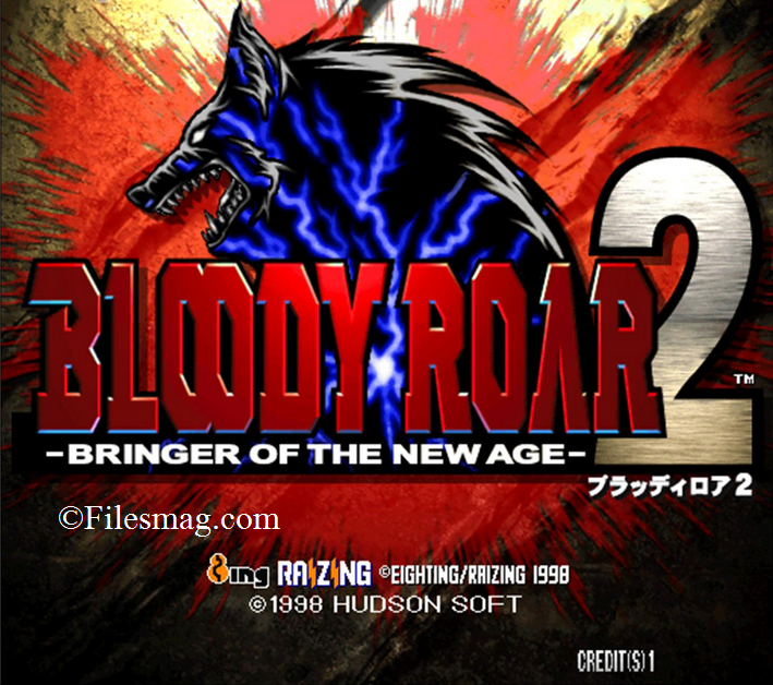 Bloody Roar 2 Game Free Download For PC