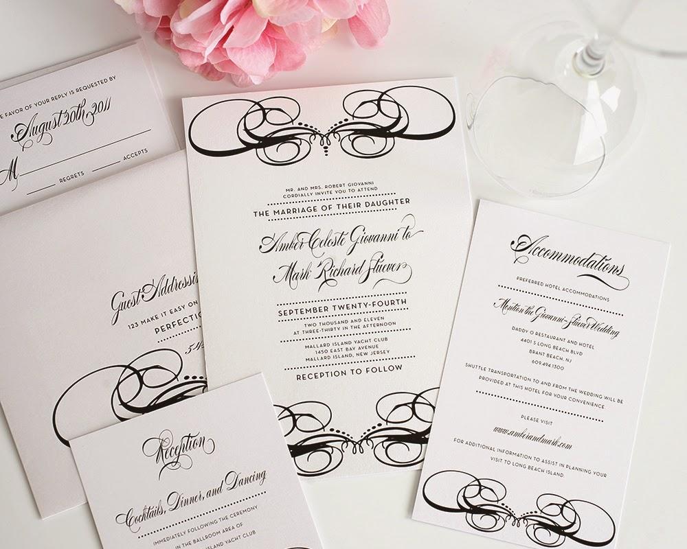 cheap wedding invitations - Cheap Wedding Invitations Packs