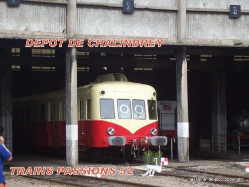 DEPOT DE CHALINDREY