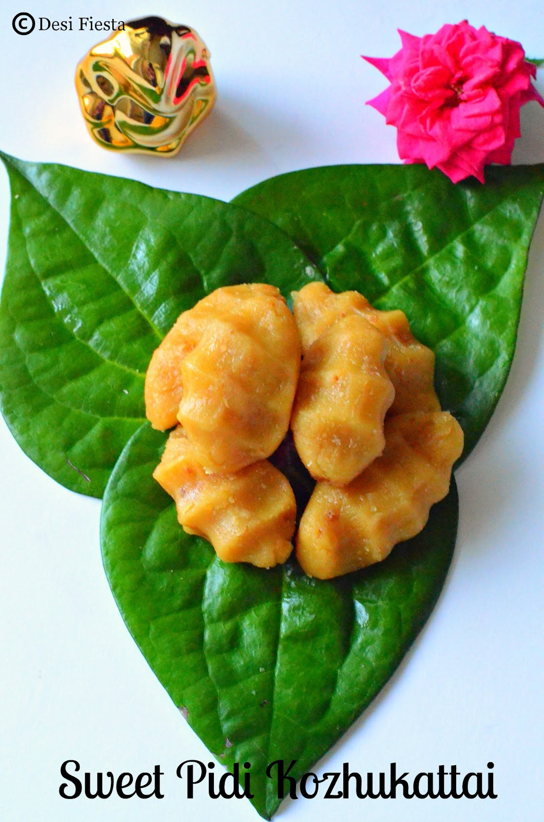 Sweet pidi kozhukattai Recipe ~Diwali recipes