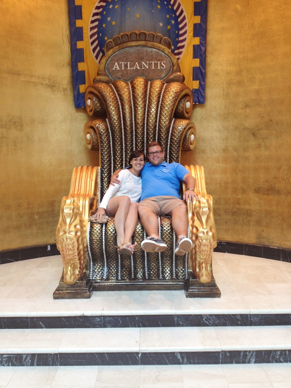 Us At Atlantis