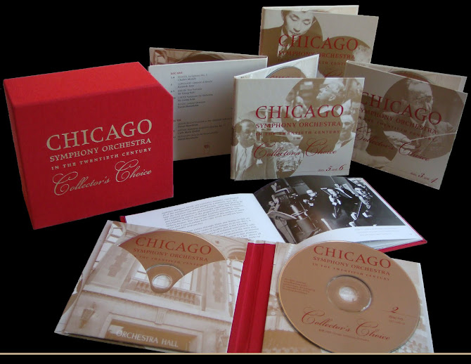chicago symphony orchestra cd set
