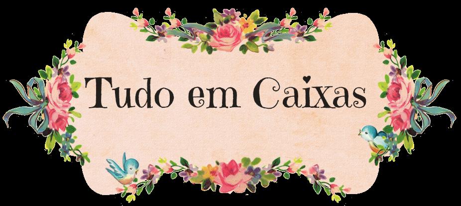 TUDO EM CAIXAS
