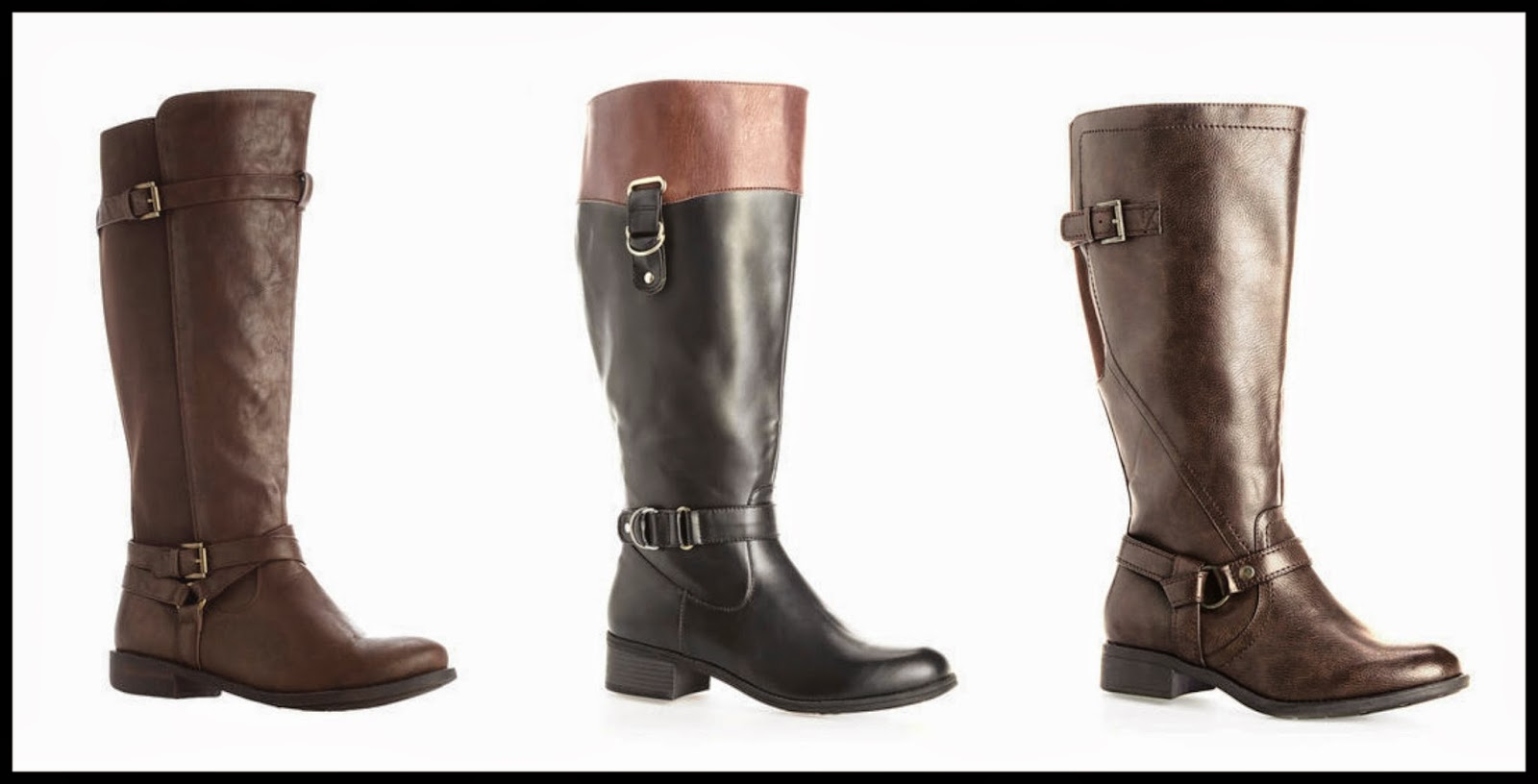 A Lovely Life, Indeed: Wide Calf Riding Boot Roundup