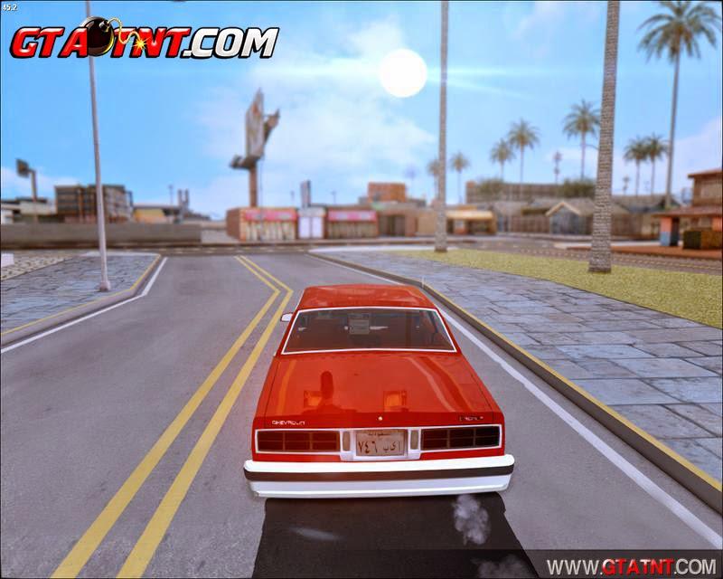 ENBSeries ClickClacks V1 para GTA San Andreas