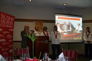 Homenaje a nuestra querida Chef  Susana Saltos de Moreno
