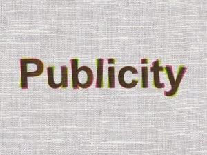 Music Publicity image