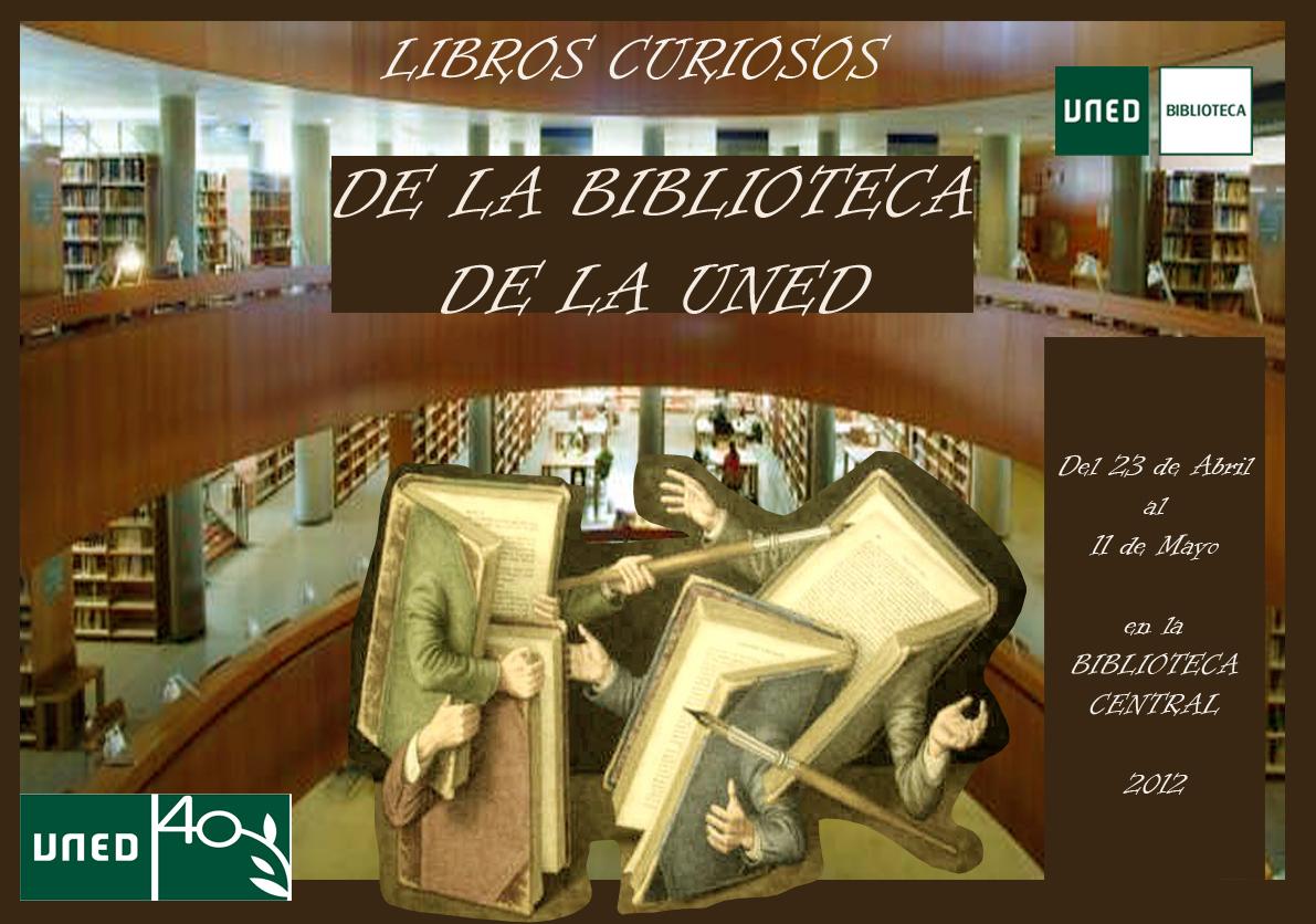 Bibliouned abierta 04 01 2012 05 01 2012 for Biblioteca uned