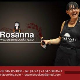 ROSANNA COOKING