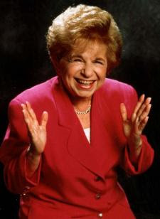 dr ruth, how big