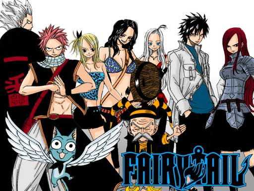 Fairy Tail (On-Going) Fairy-tail