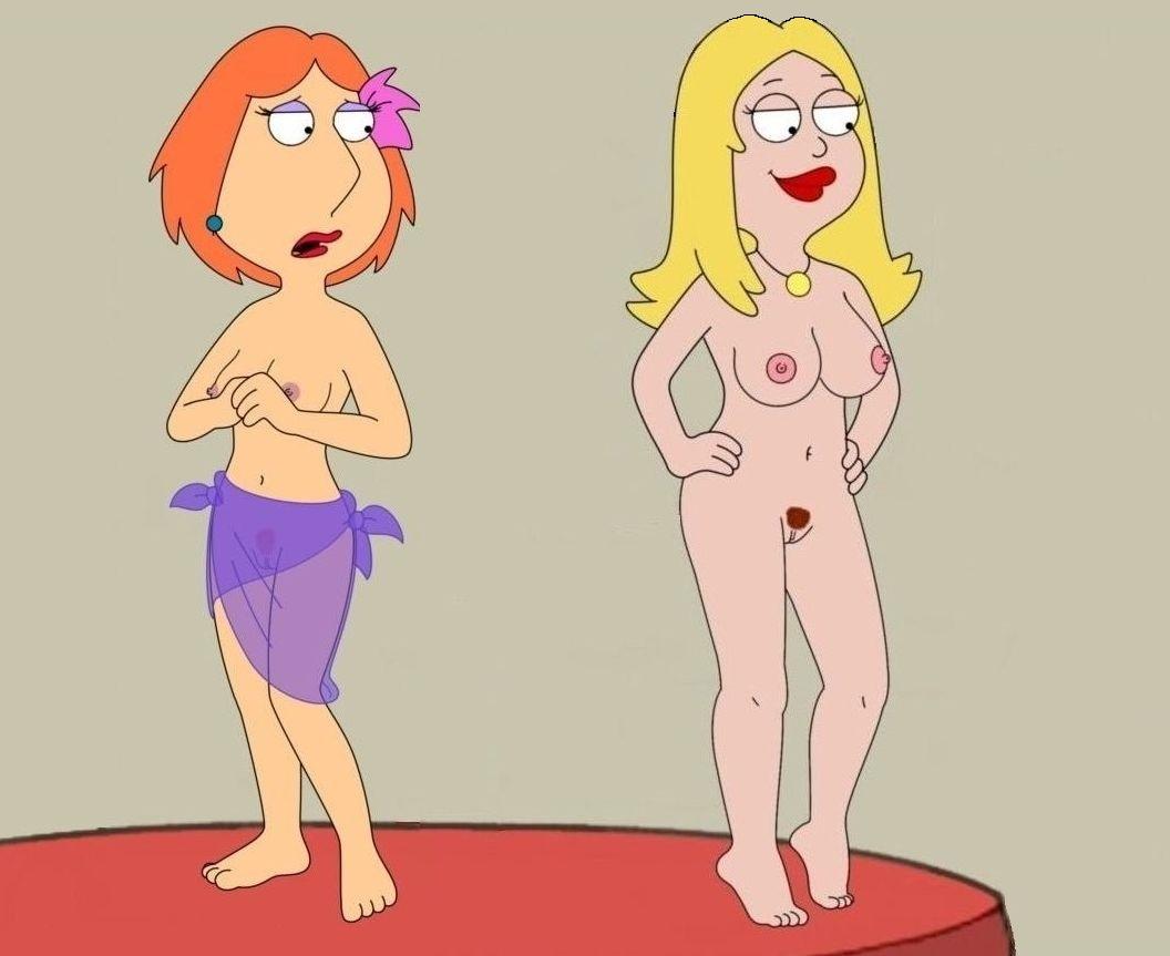 Порно грифины голая лоис