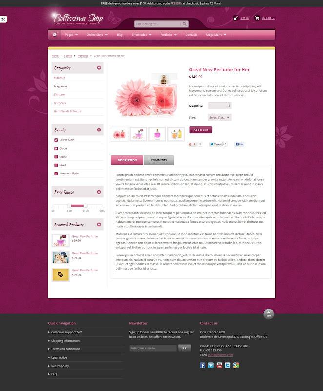 HTML-Themes-eCommerce