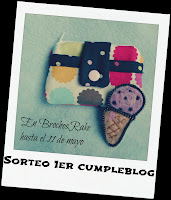 SORTEO EN brochesrake.blogspot.com