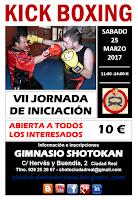 VII Jornada de Iniciación al Kick Boxing
