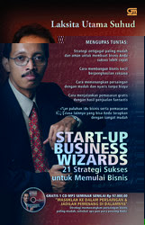 Buku Start Up Business Wizards