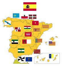 Comunidadades de España