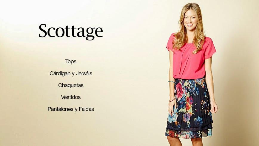 Scottage en oferta, moda femenina y elegante