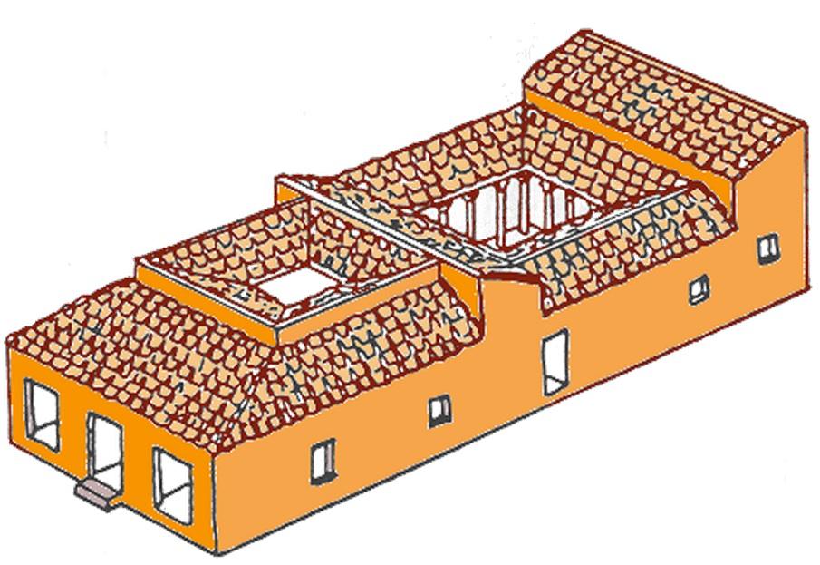 Ipat2013 alejandrogonzalezblanca la casa romana - La casa romana ...
