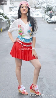 Telugu Actress Richa Panai Latest Stills