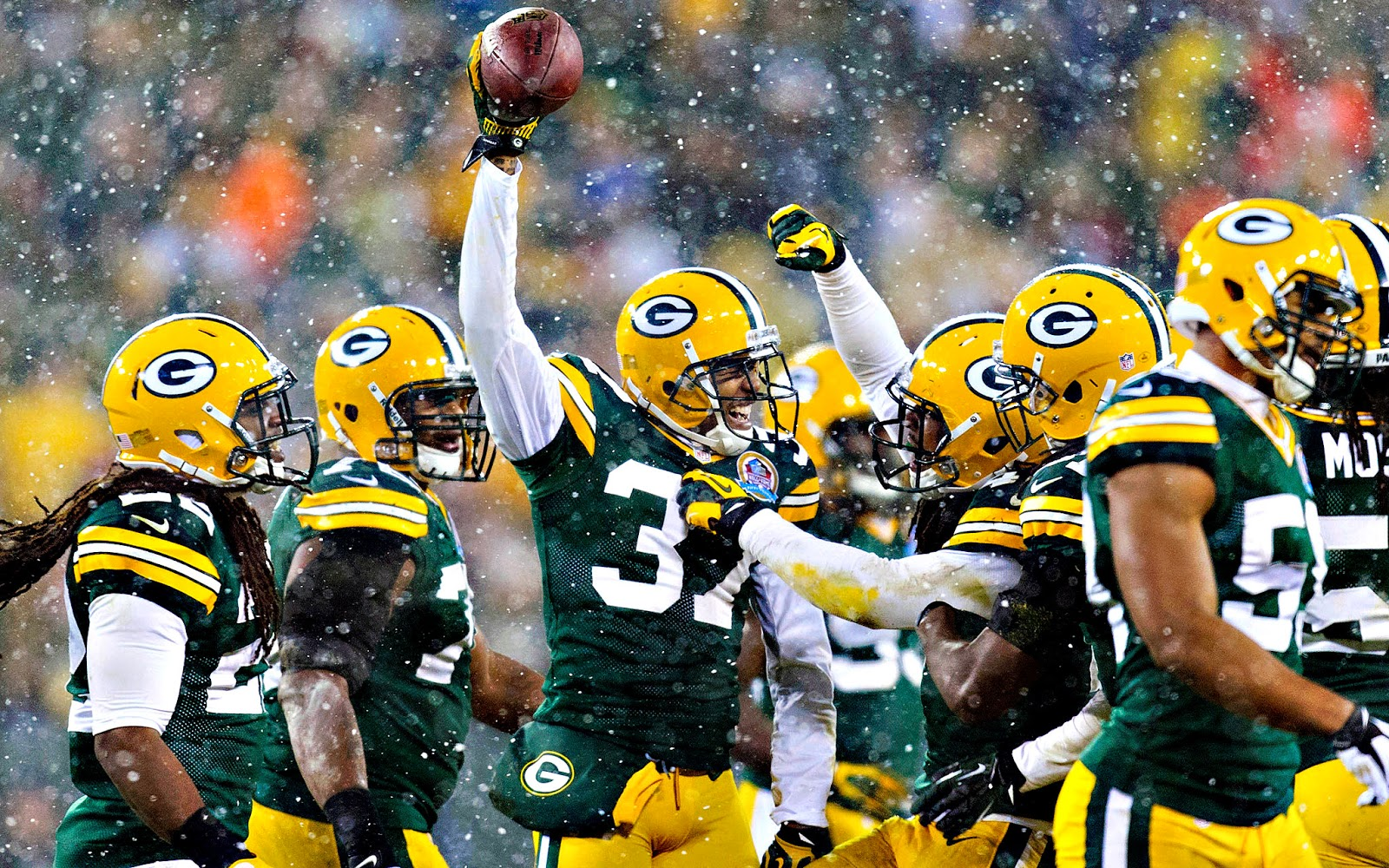 Green Bay Packers Sam Shields