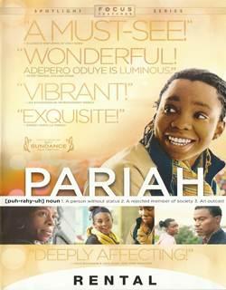 Pariah Dublado Rmvb + Avi Dual Áudio DVDRip