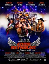 Eddie Reynolds y los Ángeles de Acero (2014) [Latino]