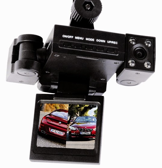 maroc espion double camera voiture rotative 360 avec zoom tcc. Black Bedroom Furniture Sets. Home Design Ideas