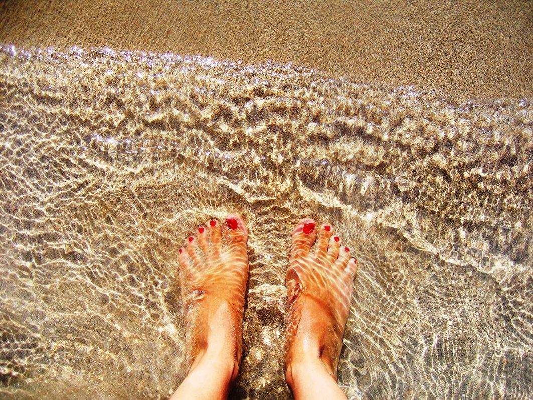 playa beach marbella beauty pedicura pedicure