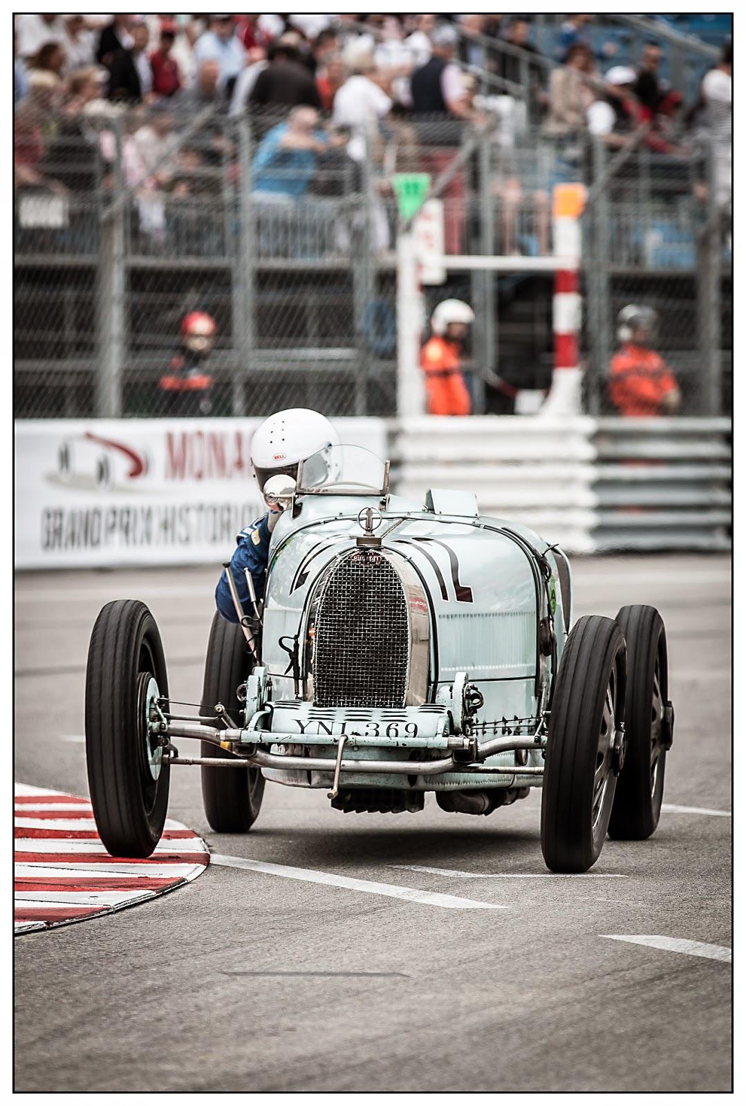 Monaco Historic Gran Prix 2014